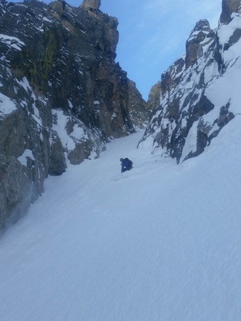 Steep and Deep.