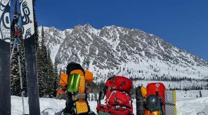 Adventure Skiing in Northern GTNP