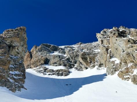 Teepee Glacier.