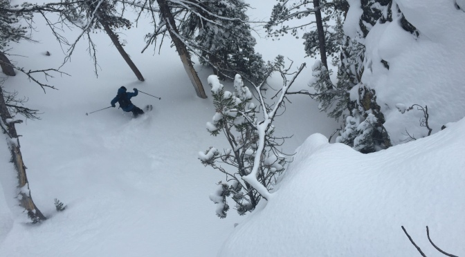 Lower Faces – Disappointment Peak