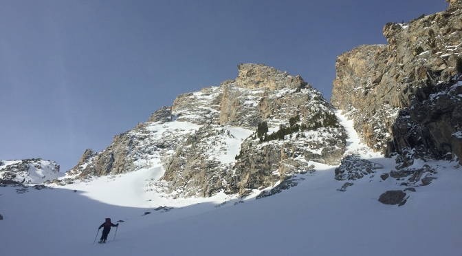 Sliver Couloir – Nez Perce