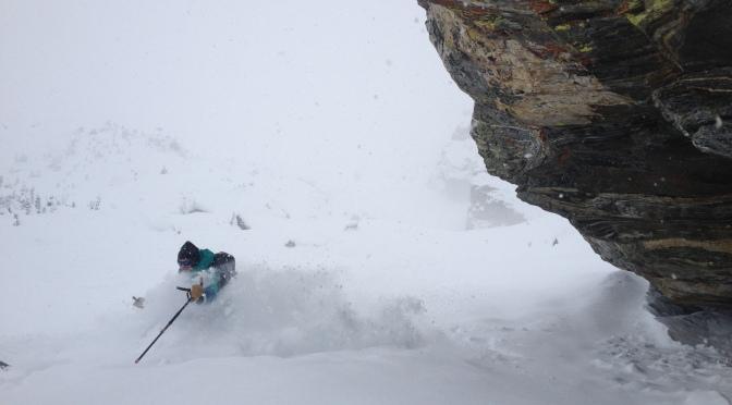 Skillet Attempt – Mount Moran